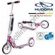 Самокат Hudora Big Wheel RX-Pro 205 Magenta