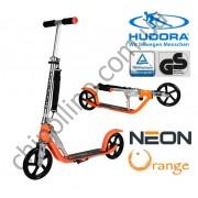 Самокат Hudora Big Wheel XXL 205 Neon Orange