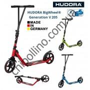 Самокат Hudora BigWheel Generation V 205