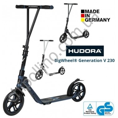 Самокат Hudora BigWheel Generation V 230