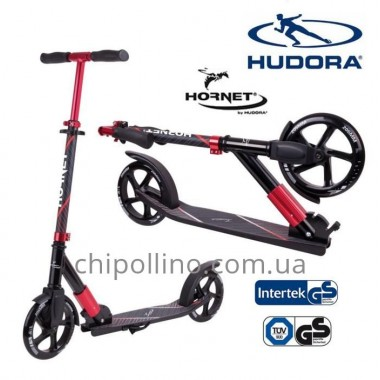 Самокат Hudora Hornet Scooter Strong 200