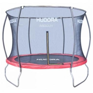 Батут Hudora Fantastic 300 см с защитной сеткой