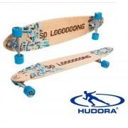 Скейтборд лонгборд Hudora Longboard Imperial