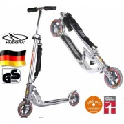 Самокат Hudora Big Wheel silber 144
