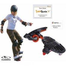 Скейтборд Hudora Twin-Skate