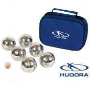 Набор для игры в Петанк (Бочче) Hudora 6 шаров