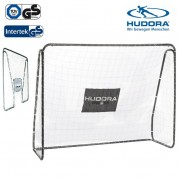 Футбольные ворота Hudora 213x152 см складные в плоскости