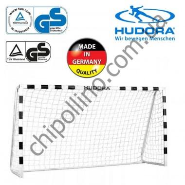 Футбольные ворота Hudora Stadion 300x160 см