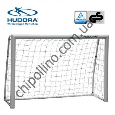 Футбольные ворота Hudora Expert 240x160 см