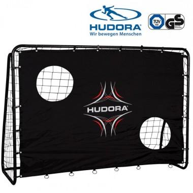 Футбольные ворота Hudora FREEKICK 213x152 см