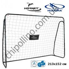 Футбольные ворота Hudora Hornet 213 X 152 см