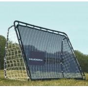 Футбольные ворота Hudora Rebaund 213х152 см 2 в 1