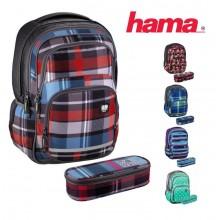 Школьный рюкзак Hama All Out Blaby с пеналом