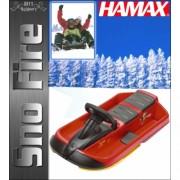 Детские санки для двоих Hamax Sno Fire