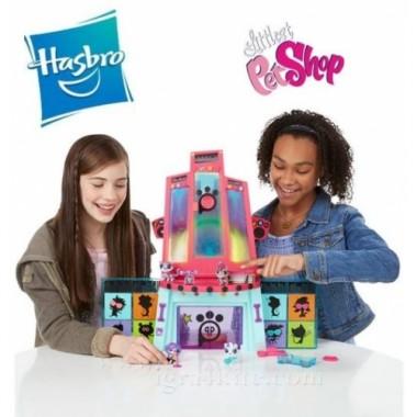 """Игровой набор My little Pony """"Фавна Отель"""" Hasbro B1240"""