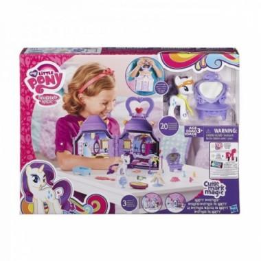 Игровой набор My Little Pony Cutie Mark Magic Rarity Booktique Бутик Рарити Hasbro B1372