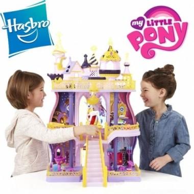 Игровой набор My little Pony Замок Кантерлот CANTERLOT Hasbro B1373