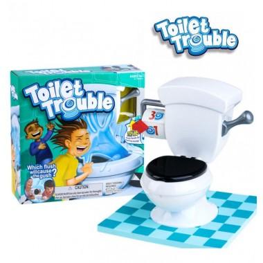 Настольная игра Туалетное приключение Toilet Trouble game