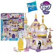 Замок пони Принцессы Селестии Кантерлот My Little Pony Hasbro C0686