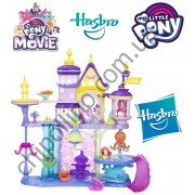Игровой набор Hasbro My Little Pony The Movie Canterlot and Seaquestria Castle (C1057)