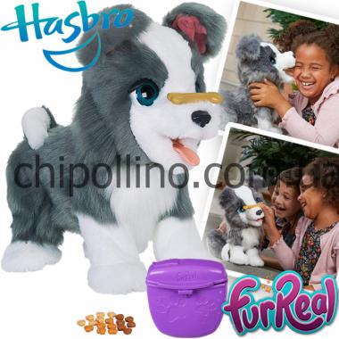Интерактивная игрушка щенок Рикки FurReal Friends Ricky Hasbro (E0384)