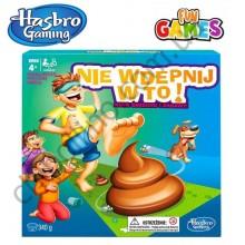 Игра не наступи на кучку Dont Step In It Action Game Hasbro E2489