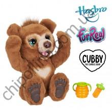 Интерактивный медвежонок Hasbro FurReal Cubby The Curious Bear