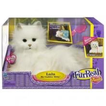 Интерактивная кошка Hasbro Fur Real Кошка мурлыка ЛуЛу