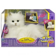 Интерактивная игрушка Hasbro Fur Real Кошка мурлыка ЛуЛу