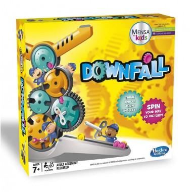 Настольная игра Веселый спуск Hasbro Downfall Action Figure