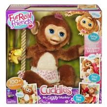 Интерактивная игрушка Смешливая обезьянка Hasbro Fur Real Friends