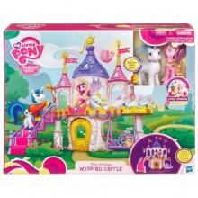 Игровой набор My little Pony Королевский свадебный замок Hasbro 98734