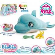 Интерактивная игрушка Маленький дельфинёнок Blu Blu IMC