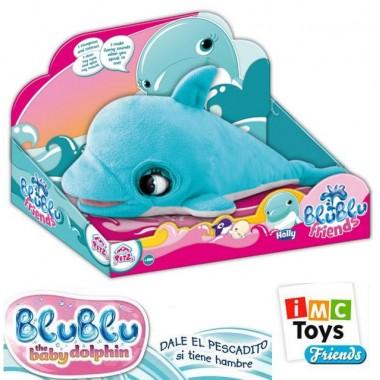 Интерактивная игрушка Маленький дельфин Holly IMC