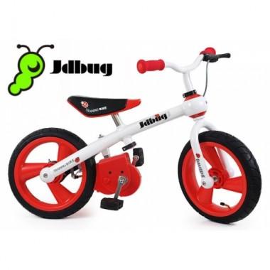 Беговел JD BUG Training Bike TC09G с педальным блоком