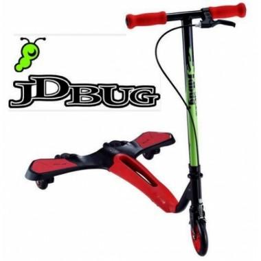 Самокат трюковой трехколесный JD Bug Powerwing Cool Carver XF126