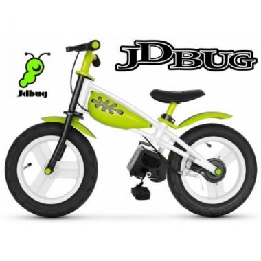 Беговел JD BUG Billy TC04G с педальным блоком