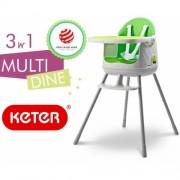 Стульчик KETER Multi Dine 3 в 1