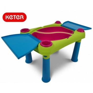 Игровой столик KETER Sand and Water Play Table