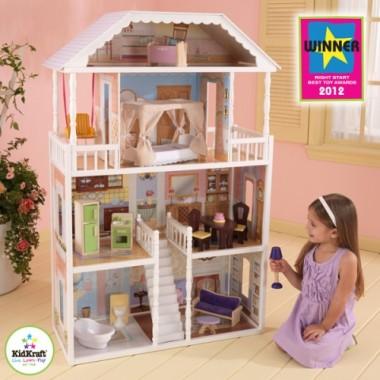 Кукольный домик KidKraft Savannah Dollhouse 65023 Саванна
