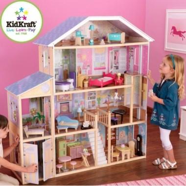 Кукольный домик KidKraft Majestic Mansion Dollhouse (65252)