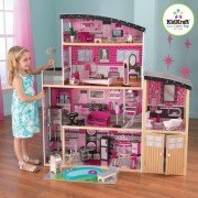 Кукольный домик KidKraft Sparkle Mansion Dollhouse (65826)