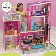 Кукольный домик KidKraft Luxury Uptown Mansion Dollhouse 65833