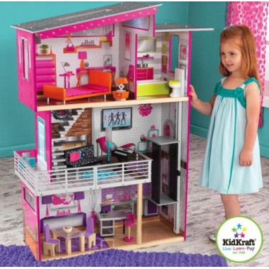 Кукольный домик Beverly Hills KidKraft 65871