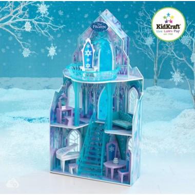 Кукольный домик Frozen Ice Castle KidKraft 65881