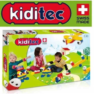Конструктор Kiditec Nursery Set 1156