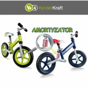 Беговел KinderKraft EVO Shock Absorber