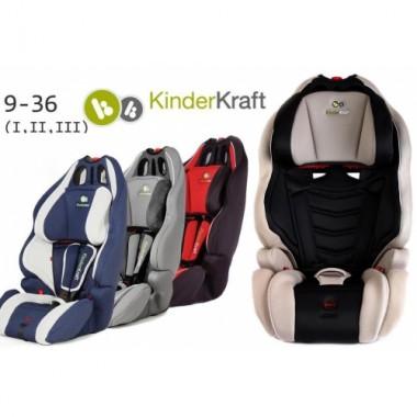 Автокресло KinderKraft Smart