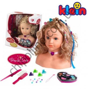 Кукла манекен для создания причесок Klein 5240