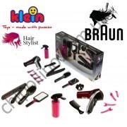 Парикмахерский набор детский Braun Klein 5873